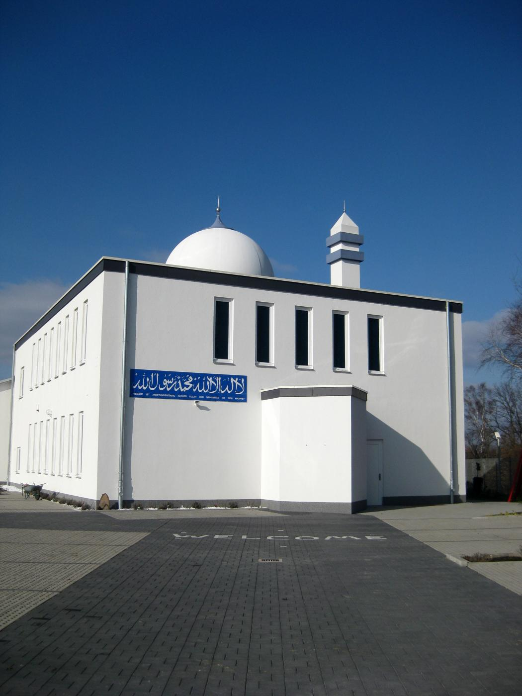 Moschee In Hannover